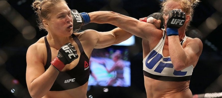 Undefeated UFC Champion Ronda Rousey Was BEATEN in a Shocking Upset