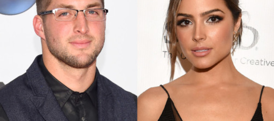 Former Miss USA Dumps Tim Tebow Because….