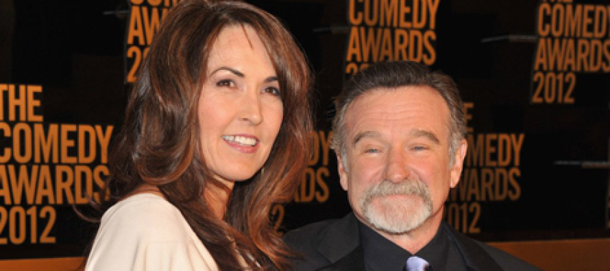 Robin Williams' Widow Finally Reveals What Drove Him to Take His Own Life
