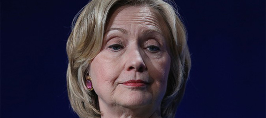 IRONICALLY: Hillary Says that Presidents Should NOT Have to Disclose Criminal History