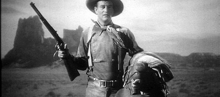 VIDEO: Classic John Wayne Clip GOING Viral… Hollywood Would NEVER Do This Today
