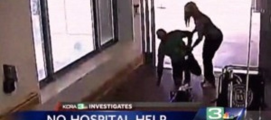 VA BUSTED: Surveillance Video Exposes DISGUSTING Treatment Of Wounded Warrior
