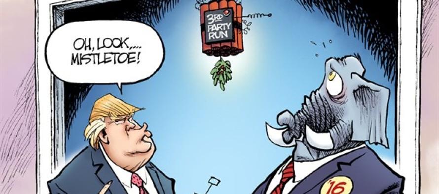 Merry Trumpmas (Cartoon)