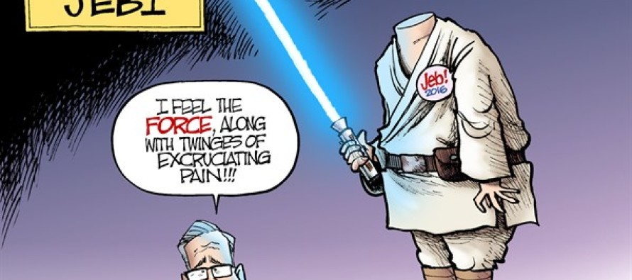 Jeb Skywalker (Cartoon)