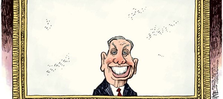 Lindsey Graham Photo (Cartoon)