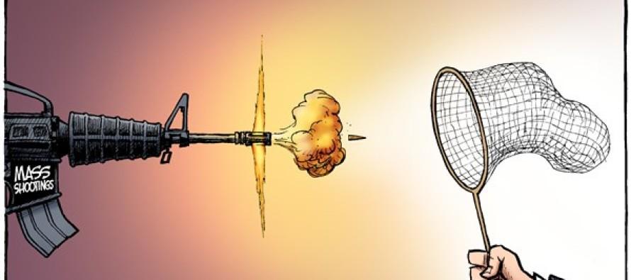 Mass Shootings (Cartoon)