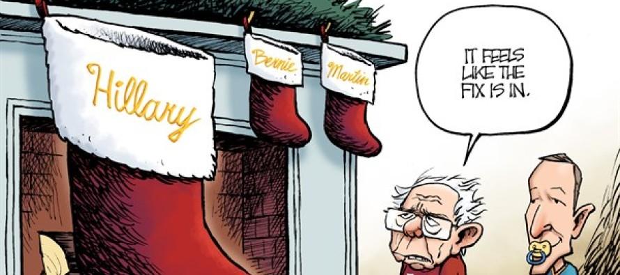 Democratic Christmas (Cartoon)