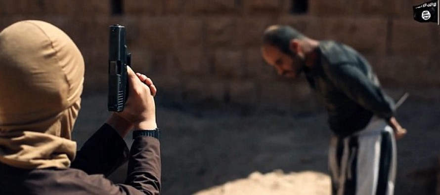 ISIS Child Soldiers Play 'Hide & Seek' Game Where They Search Ruins for Prisoners & Then Shoot Them