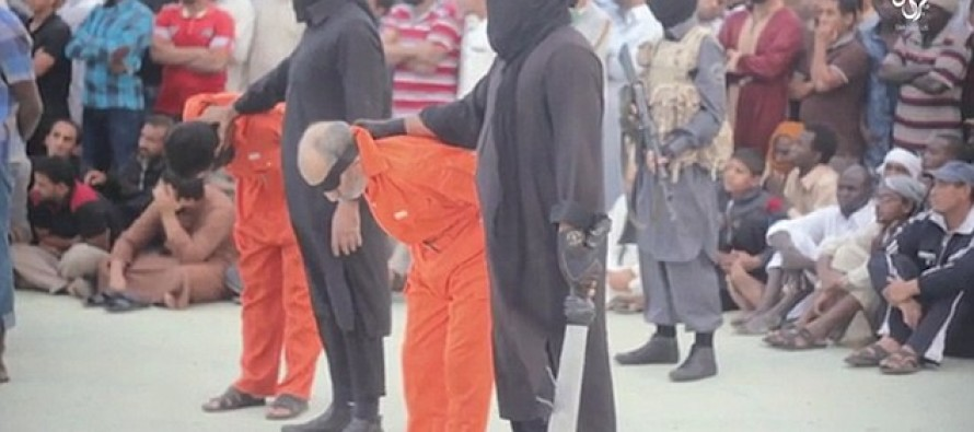 HORROR: ISIS Releases Terrifying New Beheading Video [GRAPHIC]
