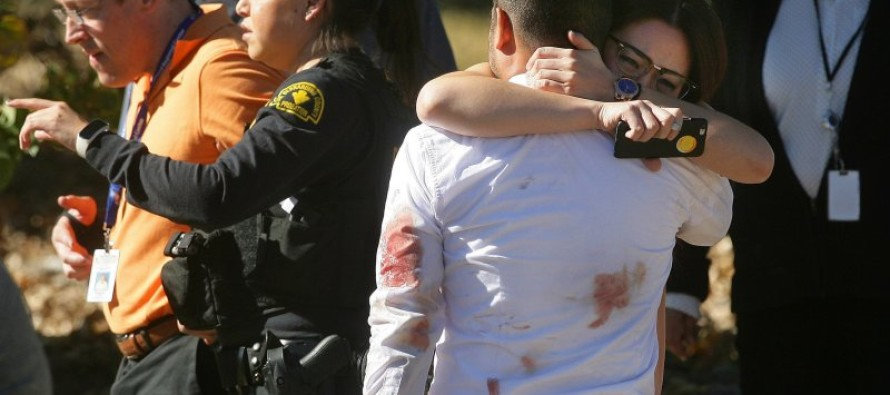 Obama Says the California Attack Might Be 'Workplace Violence'