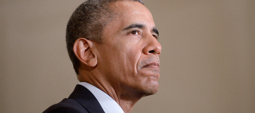 BREAKING: Obama Caught in Damning New Scandal – This Is Unbelievable