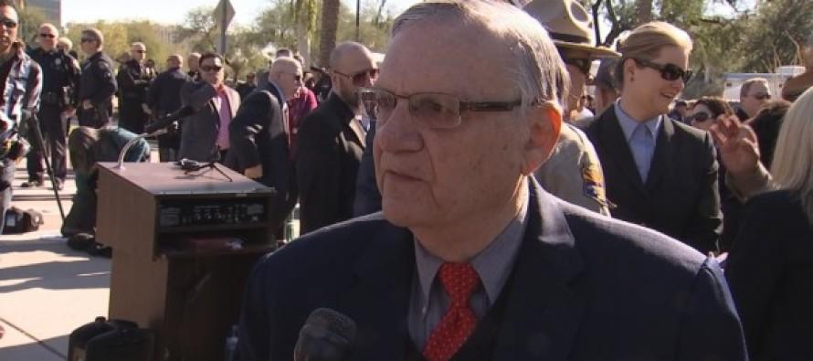 Sheriff Joe Makes Bombshell Announcement, Calls on 250,000 Armed Citizens