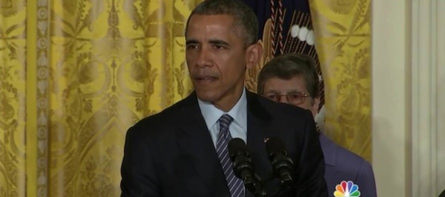 BREAKING: Obama Makes Despicable Announcement