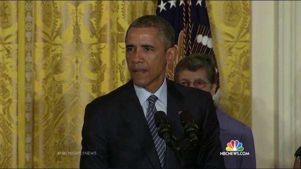 Barack ISIS