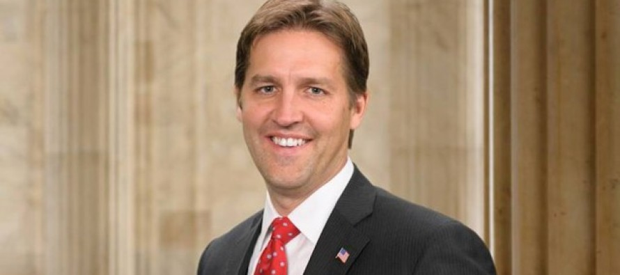 Watch: Ben Sasse Shreds Obama on Senate Floor with Epic Sign and Speech