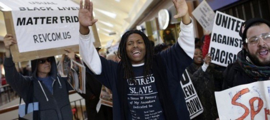 BREAKING: Mall of America Gives #BlackLivesMatter Thugs the Proverbial Middle Finger