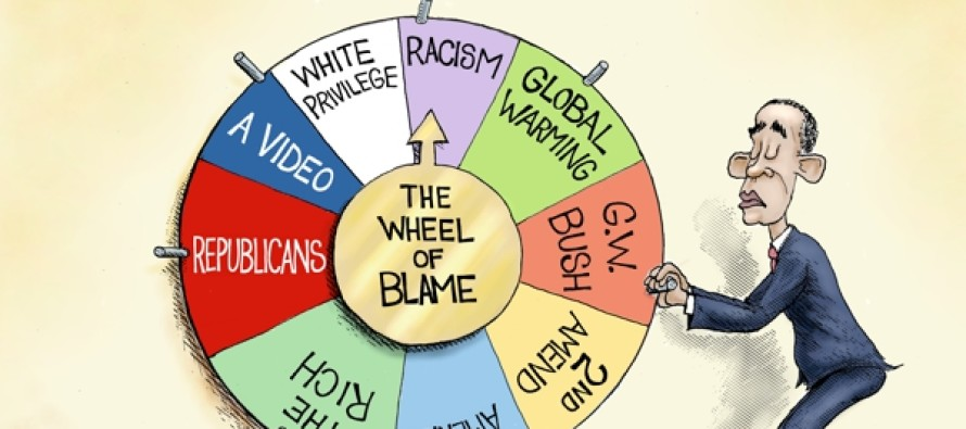 Blame Wheel (Cartoon)