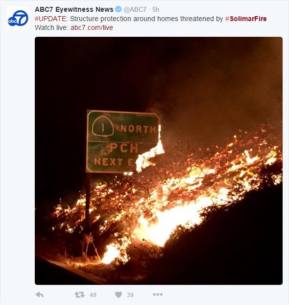 CA Fire14