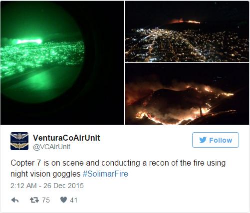 CA Fire2
