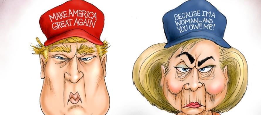 Hard Choices (Cartoon)