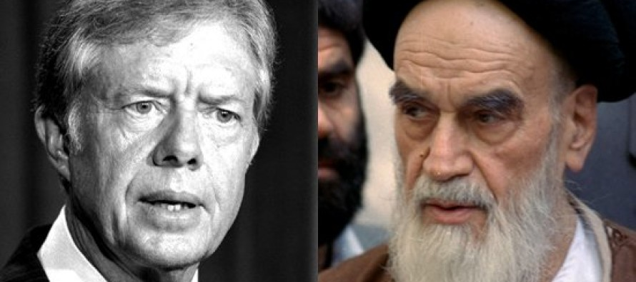 VIDEO PROOF ==> Jimmy Carter Banned Iranian Immigrants From US During Hostage Crisis
