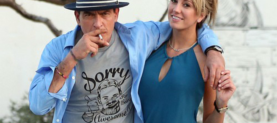Things Just Got a LOT Worse for HIV-Infected Charlie Sheen