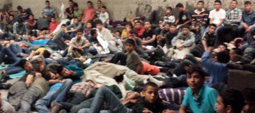 Obama Creates City of Illegal Alien Children in Texas Community… Feds Force Sheriff to Comply