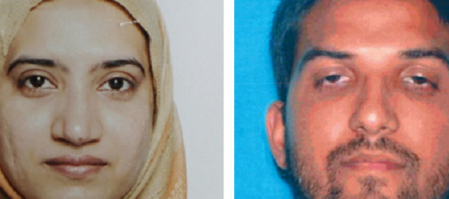 Chilling Photo Shows Syed Farook and Muslim Wife Entering US [VIEW]