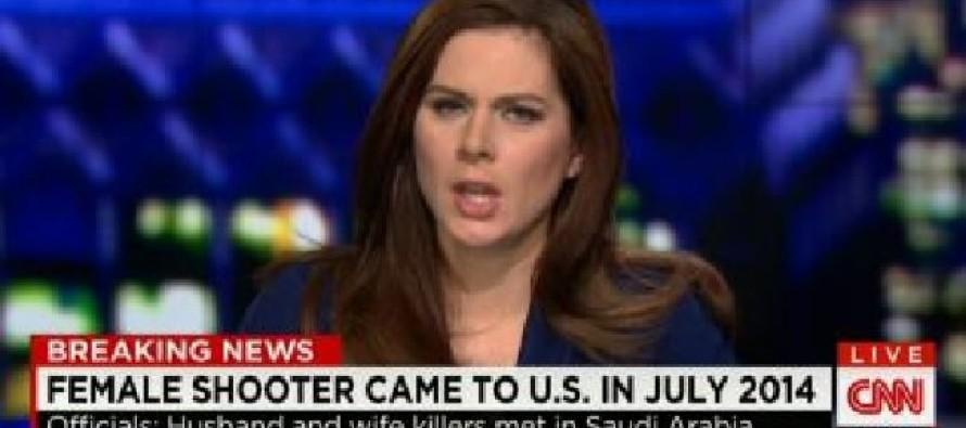 WTH? Erin Burnett on CNN Wonders if 'Postpartum Psychosis' Led to Terrorist Slaughter