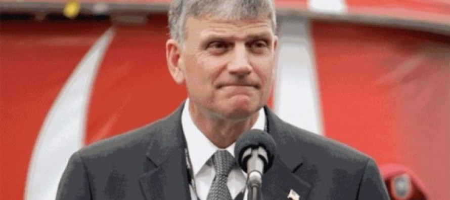 Franklin Graham Drops BOMBSHELL… Wow