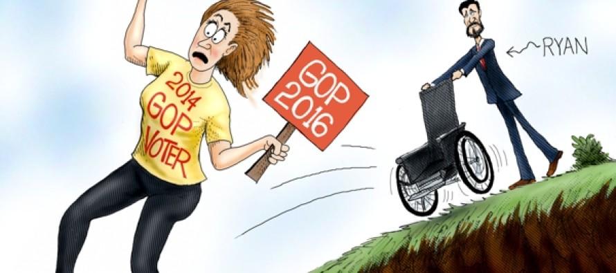 GOP Finale (Cartoon)