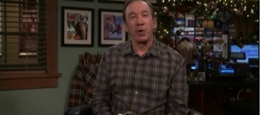 Tim Allen Goes on Primetime TV, SHREDS Obama in Most Epic Way Possible