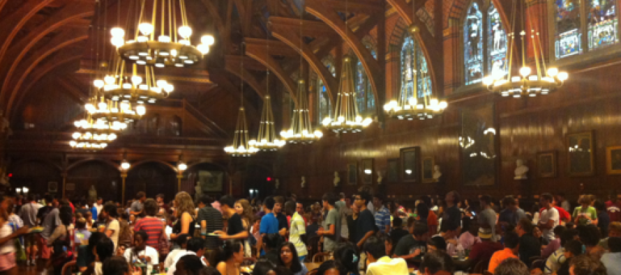 Students at Harvard Just Found Something VERY Disturbing in the Dining Halls…