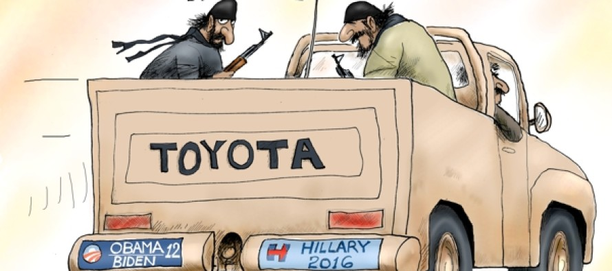 The ISIS Vote (Cartoon)