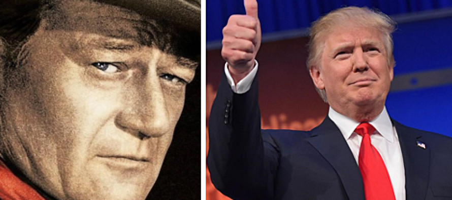 Outrage After John Wayne's Daughter Writes THIS Viral Letter to Trump