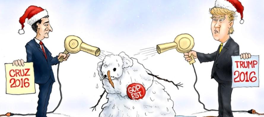GOPe Meltdown (Cartoon)