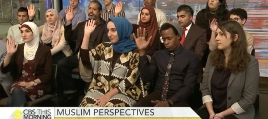 CBS Doesn't Want You to Hear What These Muslims Said During a Focus Group