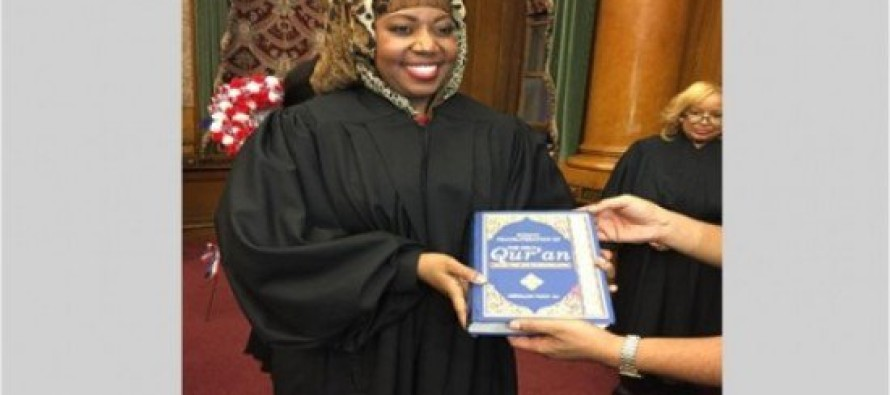 New York: Muslim Woman Takes Oath As Judge, Swears On Quran