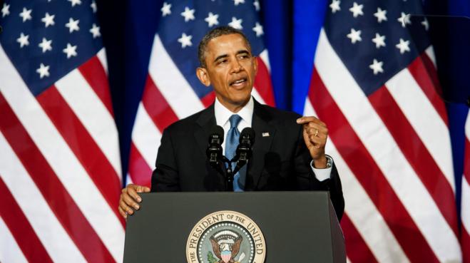 Obama Announcement