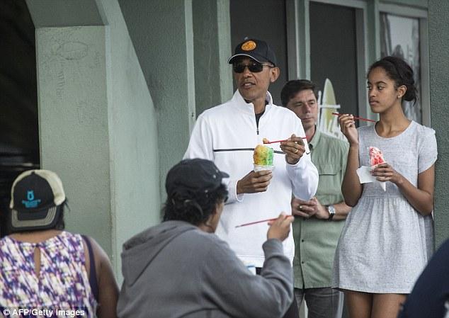 Obama Christmas1