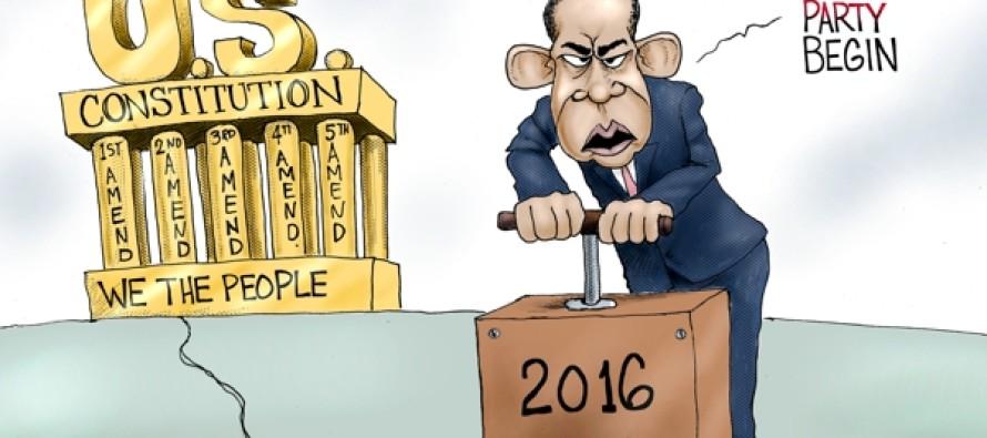 Party Pooper (Cartoon)