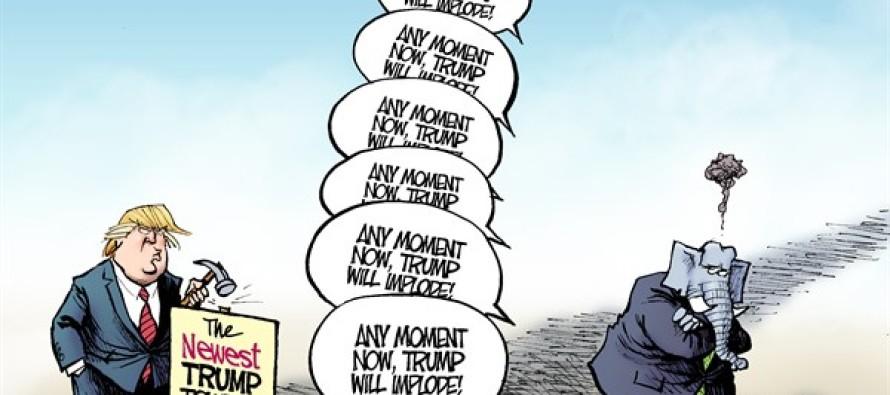 Trump Tower (Cartoon)