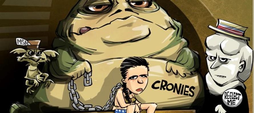 Big government (Cartoon)