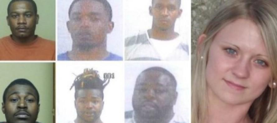 White Girl Burned Alive, 17 Black Gang Members Arrested, Media Silent