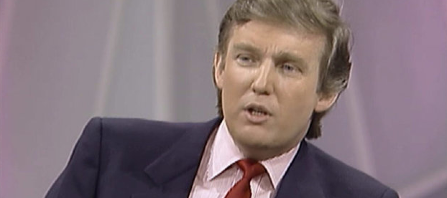 Footage of Trump from 1980 Is Going VIRAL – When You See It, You'll Know Why