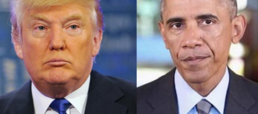 Obama Attacks Trump… Gets a RUDE Wake Up Call!