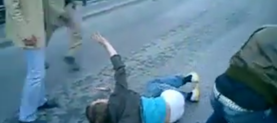 Enraged Muslims Savagely Beat Swedes in Broad Daylight