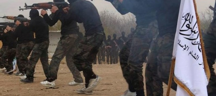 Al-Qaeda TERROR Group Sets Up New Training Camp-JUST LIKE It Did Right Before 9/11 ATTACK!