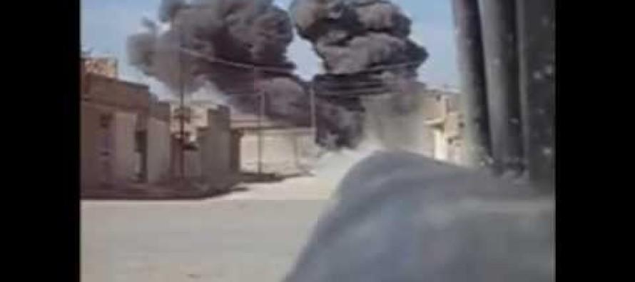 Muslim Thugs Shoot at US Tank… Get a NASTY Surprise! [VIDEO]