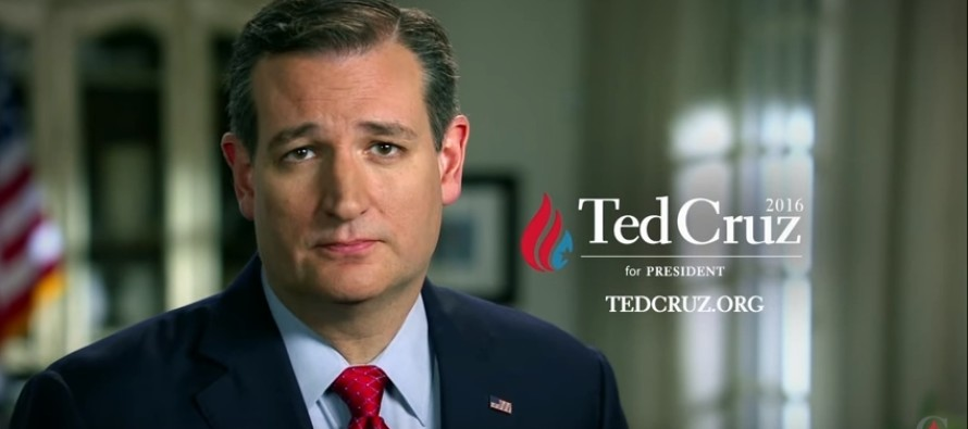 This New Ted Cruz Ad Dropped Today and It's AWESOME